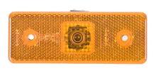 boční poziční světlo oranžové s obj. TRUCK  L=P