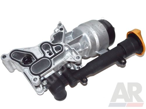 Chladič oleje Fiat Fiorino 07> s filtrem 1.3JTD PURFLUX