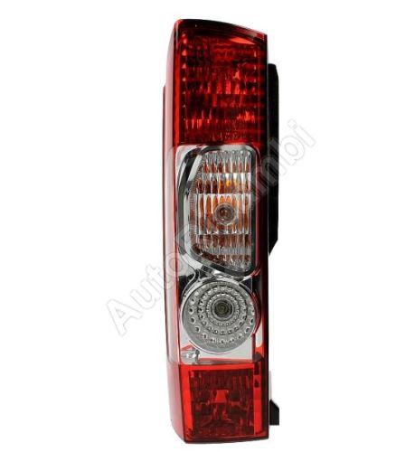 Zadní světlo Fiat Ducato 250 06-14 levé komplet s mlhovým světlem a lištou