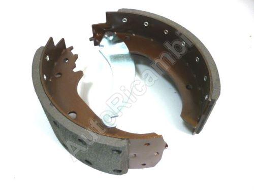 Brzdové čelisti Iveco TurboDaily 1990-2000 59-12 zadní, 254mm