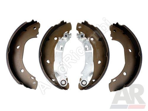 Brzdové čelisti Fiat Ducato 02> zadní 2.0 / 2.3 / 2.8JTD
