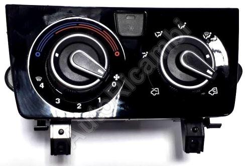 Ovladač topení Fiat Ducato 2014> s klimatizací