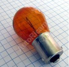 Žárovka 12V 21W PY21W směrová oranžová