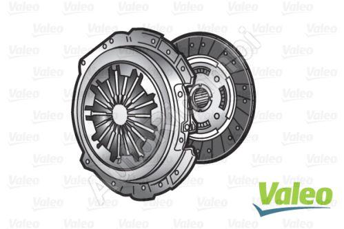 Spojka Fiat Doblo 10> 1,4, d=220 mm