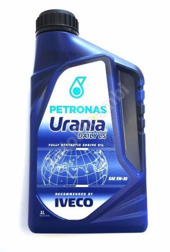 Olej motorový Urania Daily LS 5W30 1 Litr