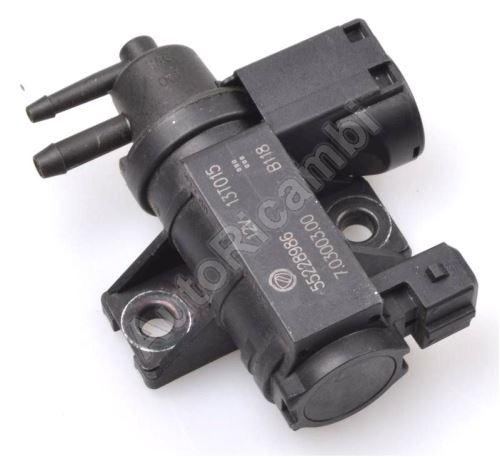Ventil ovládání turba Fiat Ducato 2006/11/14-, Doblo 2010/15- 1,3/1,6/1,9/2,0/2,3/3,0 JTD
