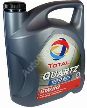 Olej motorový Total Ineo ECS 5W40 1l