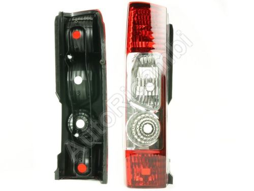 Zadní světlo Fiat Ducato 250 06-14 levé bez lišty