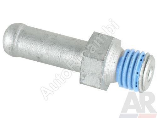 Trubka vody Iveco Daily 2012> 3,0 M10x1,25