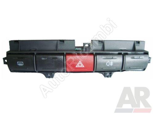 Sdružený vypínač výstr.blinkrů + vyhřívání Fiat Ducato 244