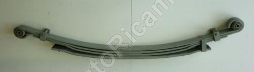 Listové pero Iveco Turbo Daily 59-12 - 4 listy