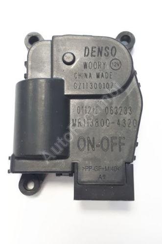 Motorek ovládání topení Iveco Daily 2014> ON / OFF
