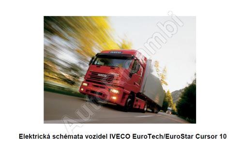 Elektrická schémata Iveco EuroTech/EuroStar Cursor 10 (PDF)