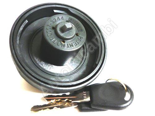 Uzávěr nádrže Iveco EuroCargo do 2002 + 2 klíče