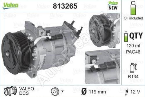 Kompresor klimatizace Renault Master 2,3 DCI / Trafic 1,6 DCI