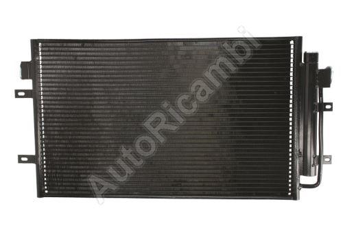 Chladič klimatizace Iveco Daily 2012> kondenzátor