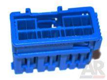 Konektor Daily 2000 modrý do el.centrály světel