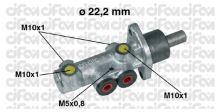 Hlavní brzdový válec Fiat Doblo 2000-05 bez ABS 22mm