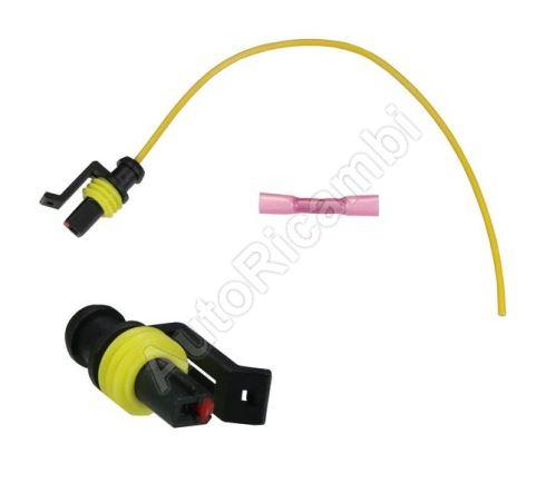 Konektor 1-pin Fiat Ducato 250 - brzdová signalizace (obal dutinek)