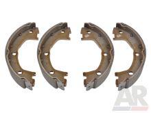 Brzdové čelisti ruční brzdy Iveco Daily 35C,50C od č.nápravy