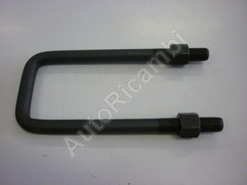 Třmen pera Iveco EuroCargo 120 přední pero dlouhý M18x225x80