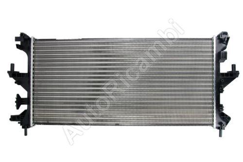 Chladič vody Fiat Ducato 250 2.3JTD / 3.0JTD / Jumper2,2