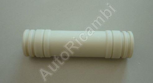 Trubka vodní pumpy Iveco TurboDaily 2,5 L=80mm
