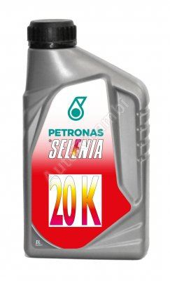 Olej motorový Selénia 20K 10W-40, 1L