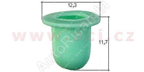 plastová příchytka (10ks)